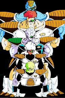 Ginyu Force